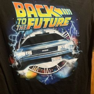 Back To The Future New Universal City